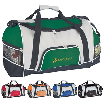 Picture of Tri-Pocket Sport Duffel