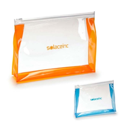 Picture of Transparent Toiletry Bag