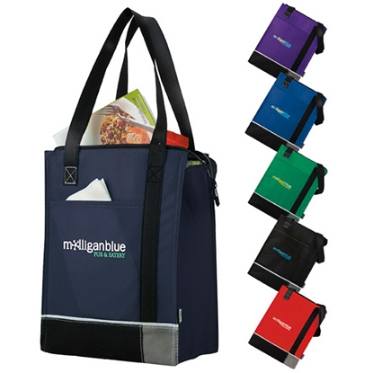 Picture of KOOZIE (R) Tri-Tone Lunch Sack
