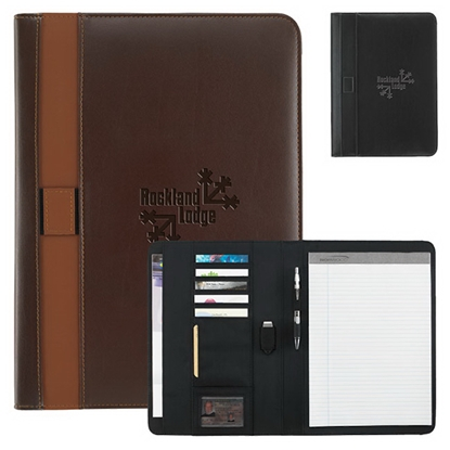 Picture of Vintage Style Padfolio