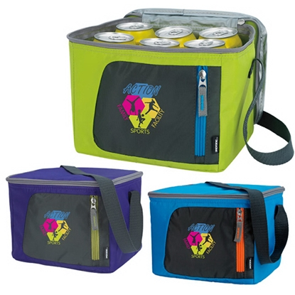 Picture of KOOZIE (R) Sporty Six-Pack Kooler