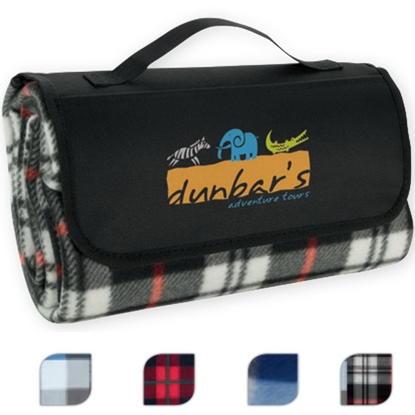 Picture of Roll-Up Picnic Blanket
