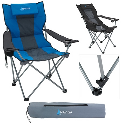Picture of Premium Stripe Reclining Chairs