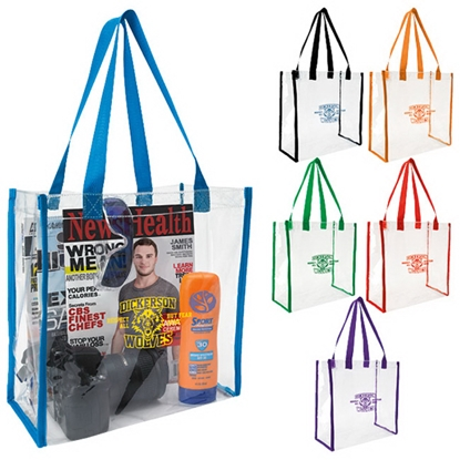 Picture of Clear Game Tote