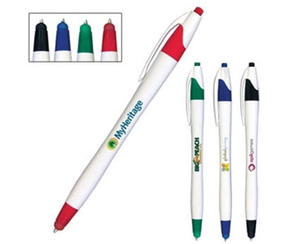 Picture of Classic Full Color Stylus Pens