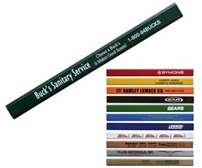 Picture of Enamel Finish Carpenter Pencils