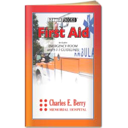 Picture of Better Book: First Aid
