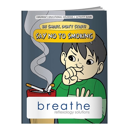 Picture of Coloring Book: Say NO to Smoking