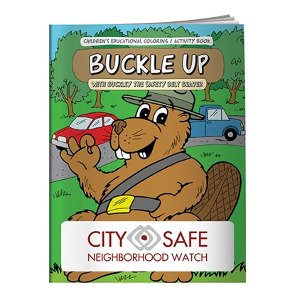 Picture of Coloring Book: Buckle Up