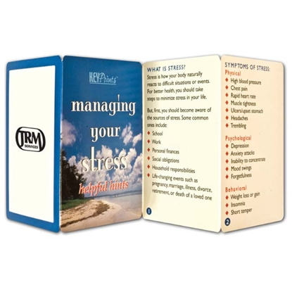 Picture of Key Point: Managing Your Stress