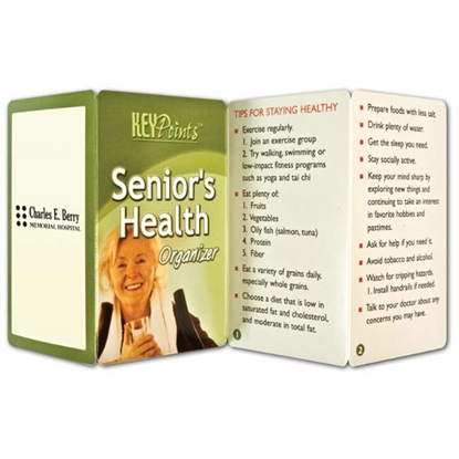 Picture of Key Point: Senior's Health Organizer