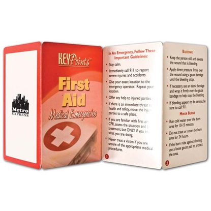 Picture of Key Point: First Aid