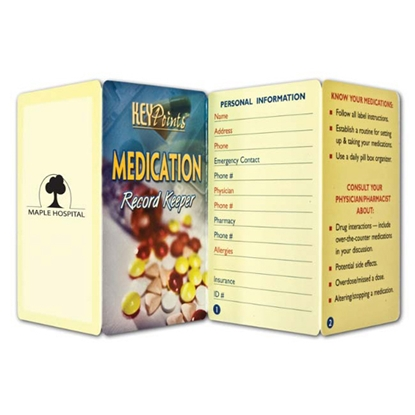Picture of Key Point: Medication Record Keeper
