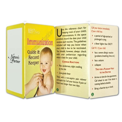 Picture of Key Point: Immunization Guide & Record Keeper