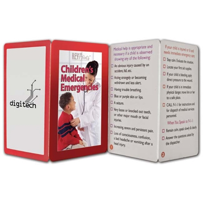 Picture of Key Point: Children's Medical Emergencies