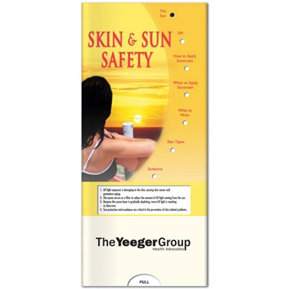 Picture of Pocket Slider: Skin & Sun Safety