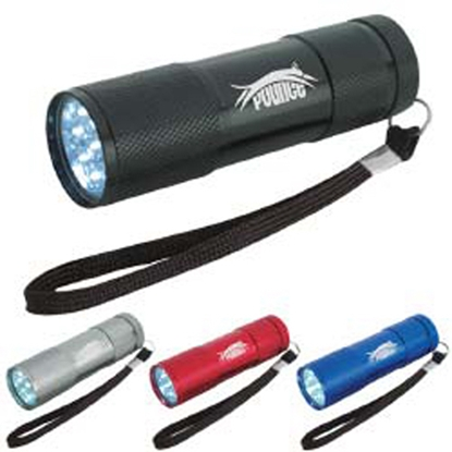 Picture of Aluminum Flashlight