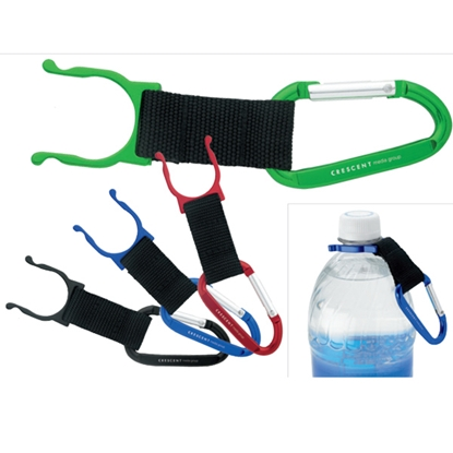 Picture of Carabiner with Bottle Holder