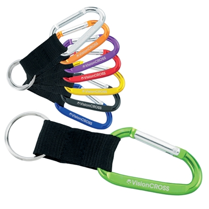 Picture of Anodized Carabiners 6mm