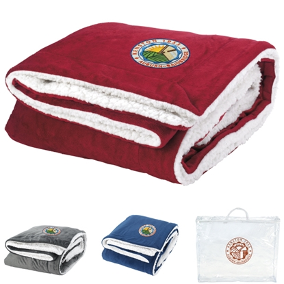 Picture of Sherpa Throw