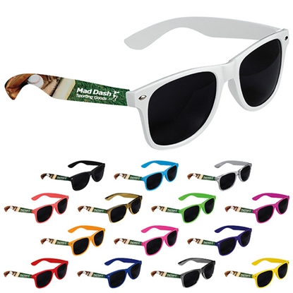 Picture of Cool Vibes Dark Lenses Sunglasses Full Color