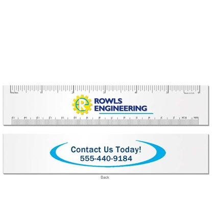 "Picture of 6"" Ruler"