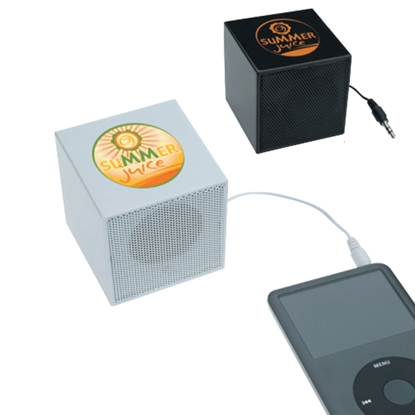 Picture of Mini Cube Speaker