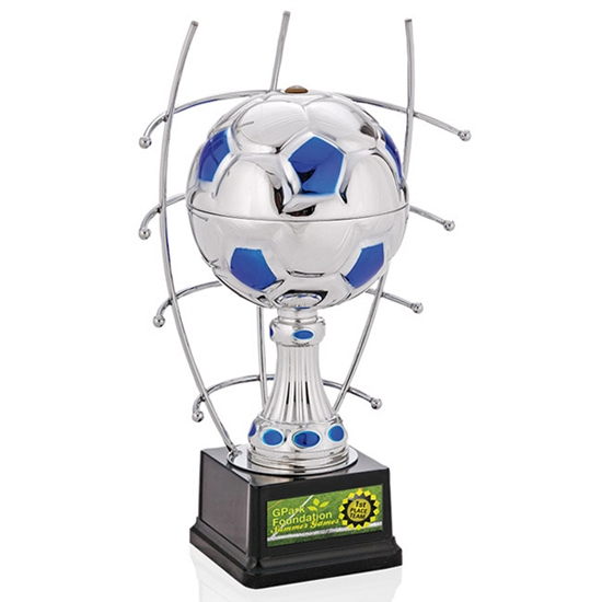 "Picture of 12"" Goal Master Trophy"