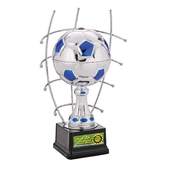 """Picture of 15"""" Goal Master Trophy"""