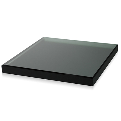 Picture of Slim Square Black Base