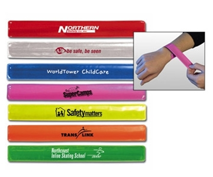 Picture of Reflective Snap Band