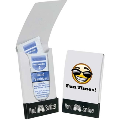 Picture of Instant Hand Sanitizer Pocket Pack