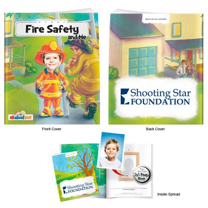 Picture of Fire Safety and Me-It's All About Me Book