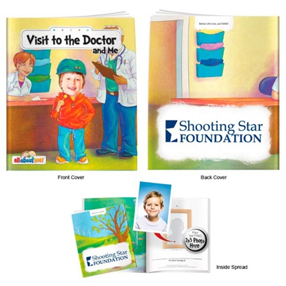 Picture of Visit to the Doctor and Me- It's All About Me Book