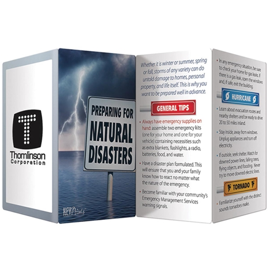 Picture of Key Point: Preparing for Natural Disasters
