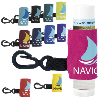 Picture of SPF-15 Lip Balm with Leash