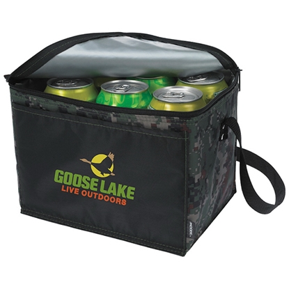 Picture of KOOZIE (R) Six-Pack Kooler Camouflage