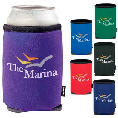 Picture of Summit Collapsible KOOZIE(R) Can Kooler