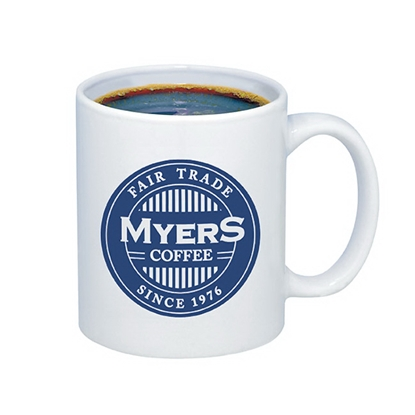 Picture of White Budget Mug - 11 oz