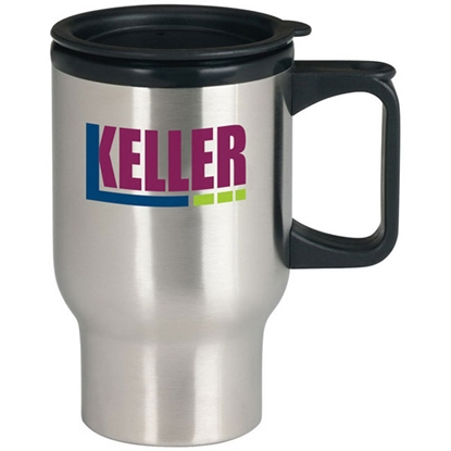 Picture of Stainless Steel Trip Mug - 17 oz