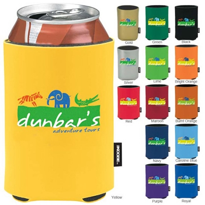 Picture of Deluxe Collapsible KOOZIE (R) Can Kooler