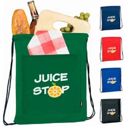 Picture of KOOZIE (R) Drawstring Backpack Kooler