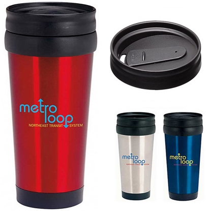 Picture of Stainless Deal Tumbler - 16 oz