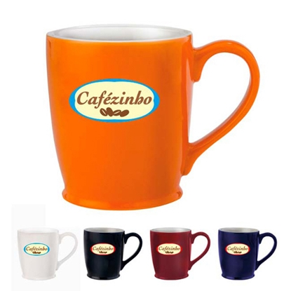 Picture of Stylish Cafe Mug - 16 oz