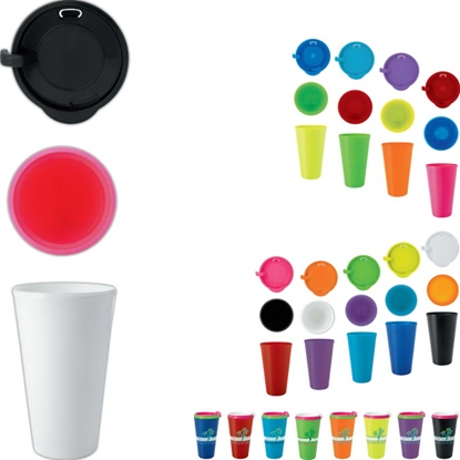Picture of Multi-Color Infinity Tumbler-16 oz