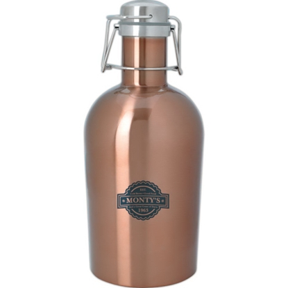 Picture of Stainless Growler - 64 oz.