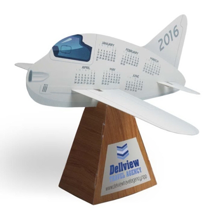 Picture of 3D Airplane Die-Cut Desk