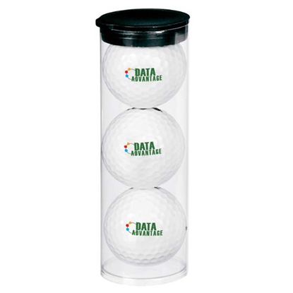 Picture of Par Pack with 3 Balls - Nike (R) NDX Heat