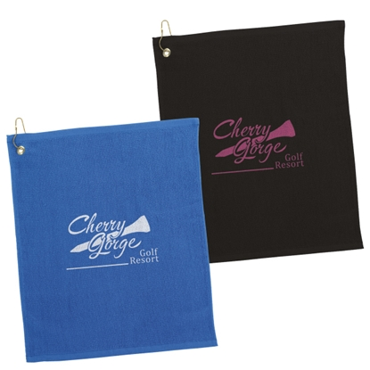 Picture of Golf Towel (Colors)