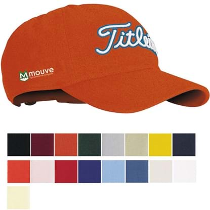 Picture of Titleist (R) Unstructured Chino Twill Cap